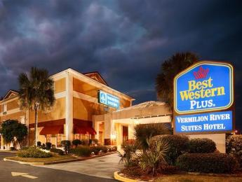 BEST WESTERN PLUS Vermilion River Suites Hotel