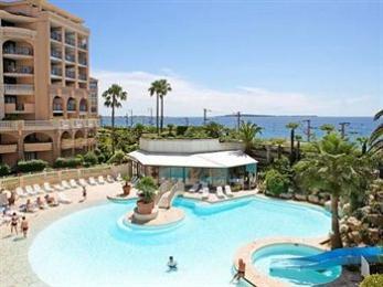 Apartamentos Pierre & Vacances Cannes Verrerie