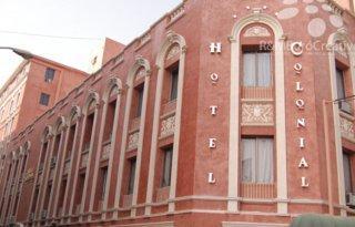 Hotel Colonial de Monterrey