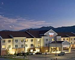 Fairfield Inn & Suites by Marriott Colorado Springs North/Air Force Academy