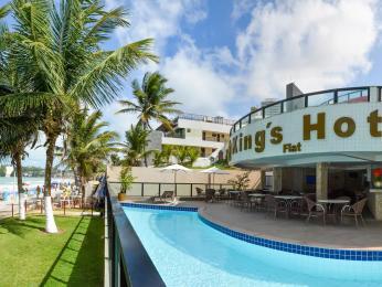 King's Flat Hotel Ponta Negra Beira Mar