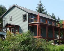 The Gallery House at Port Renfrew