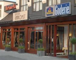 Best Western Cityhotel the Goderie
