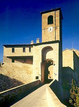 Palazzo Viviani - Castello di Montegridolfo