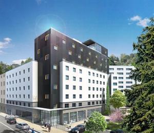 Park & Suites Elegance Lyon-Cite Internationale