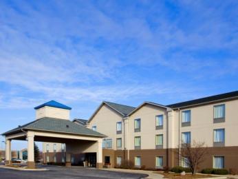 Holiday Inn Express Bourbonnais (Kankakee / Bradley)