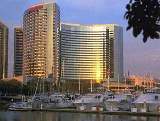 San Diego Marriott Marquis & Marina Hotel
