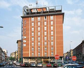 UNA Hotel Mediterraneo