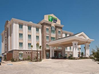 Holiday Inn Express Hotel and Suites Pearsall
