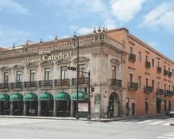 Hotel Misión en Morelia