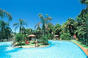 Desert Palms Resort Alice Springs