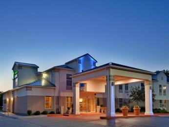 Holiday Inn Express Junction City