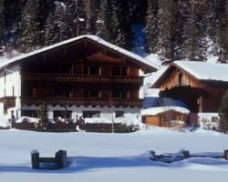 Hotel Pension Garni Bergwelt