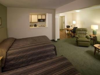 Extended Stay America-Houston-Med. Ctr-Reliant Park-La Concha Ln-