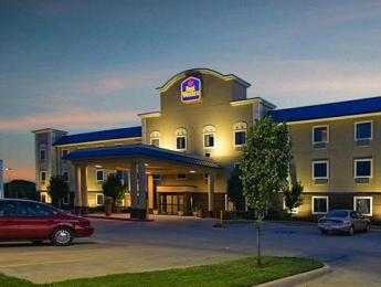 ‪BEST WESTERN PLUS University Inn & Suites‬