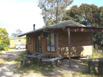 Mt. Zero Log Cabins
