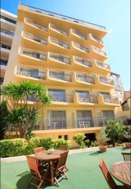 Hotel Abrial Cannes Centre