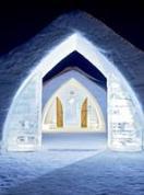 ザ アイス ホテル ケベック