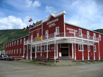 Canadas Best Value Inn - Downtown Hotel