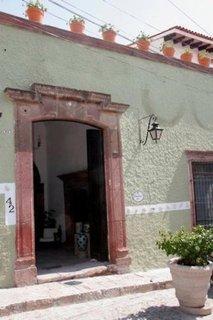 Hacienda El Santuario Centro