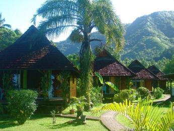 Tauhanihani Village La Vague Bleue
