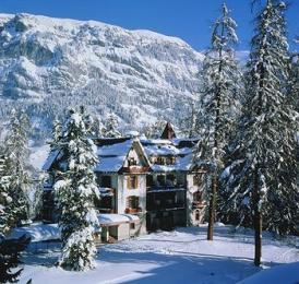Villa Silvana im Waldhaus Flims Mountain Resort & Spa