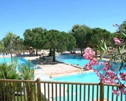 Camping La Baume - Residence La Palmeraie