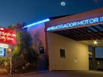 Ambassador Motor Inn Tauranga