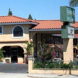 Anaheim Hacienda Inn & Suites Disneyland