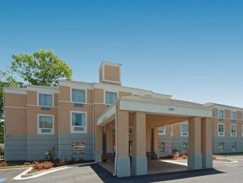 Jameson Inn and Suites-Riverdale