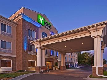 Holiday Inn Express Hotel & Suites Oklahoma City-Bethany