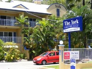 The York Beachfront Holiday Apartments