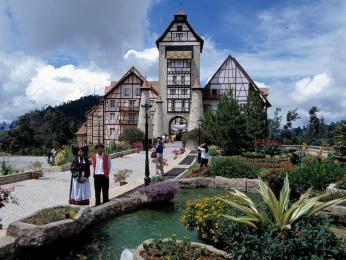 Colmar Tropicale, Berjaya Hills
