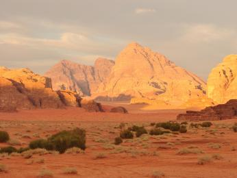 Wadi Rum Galaxy Camp