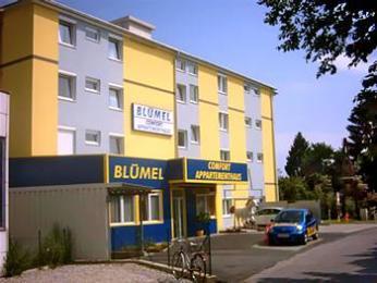 Bluemel Comfort Appartementhaus Graz