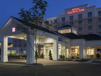 Hilton Garden Inn Salt Lake City Airport