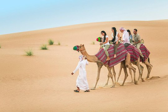 Experience The Prime Most Dubai Desert Safari