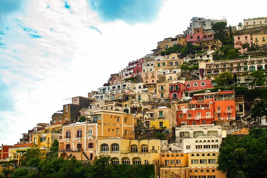 Small Group Pompeii With Amalfi Coast Drive And Positano Stop From Rome