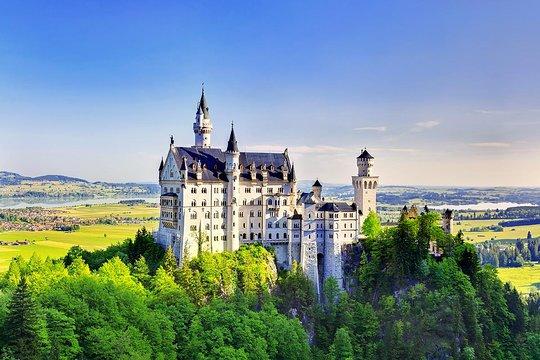 Schlossausflug Neuschwanstein Ab München