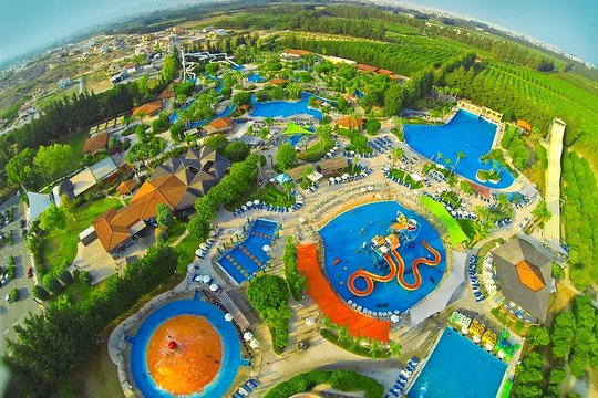 Fasouri Watermania Waterpark Admission