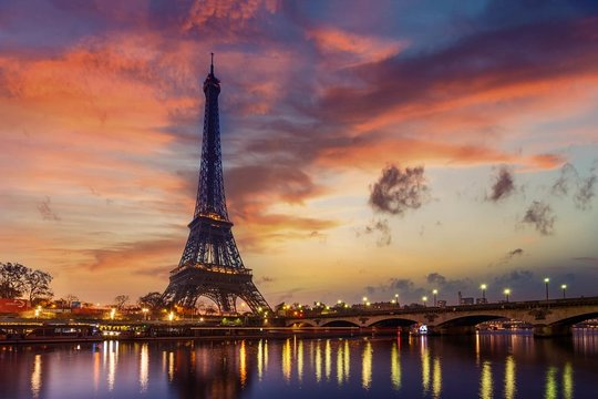 Tripadvisor Paris Night Tour The City Of Lights