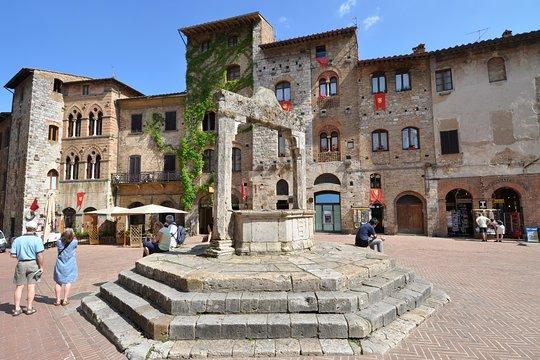 Tour Di Firenze A Siena E San Gimignano
