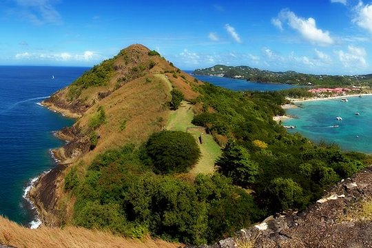 St Lucia Caribbean Sea: Land And Sea Adventure To Soufriere, St Lucia Provided By
