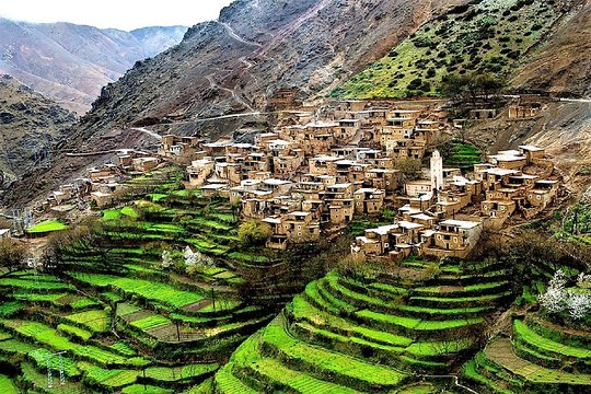 High Atlas Mountains And 5 Valleys Day Trip From Marrakech All Inclusive