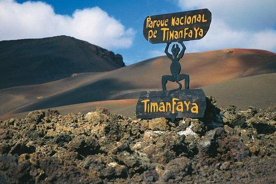imagen Parque Nacional de Timanfaya da