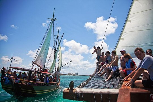 Cruises To Aruba >> Afternoon Pirate Sail And Snorkel Cruise In Aruba Provided By Jolly