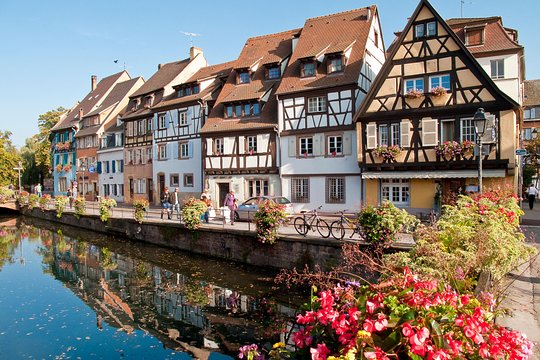 Elsass Karte Colmar.Small Group Day Trip From Colmar The 4 Wonders Of Alsace