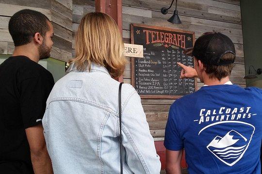 1 5-Hour Santa Barbara Drinks Tour By Bike