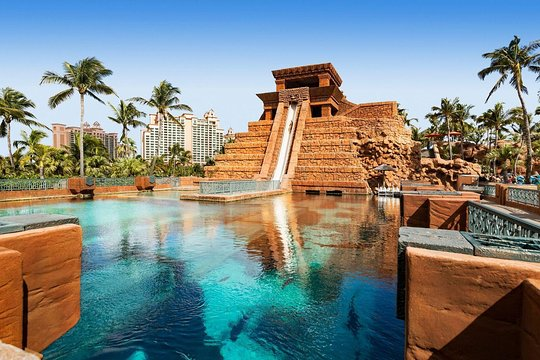 Aquaventure Oasis At Atlantis With Lunch Provided By