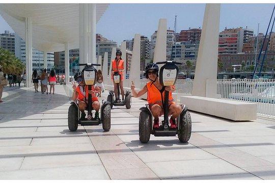 Tripadvisor Segway Malaga Tour Visit De Park And Harbour